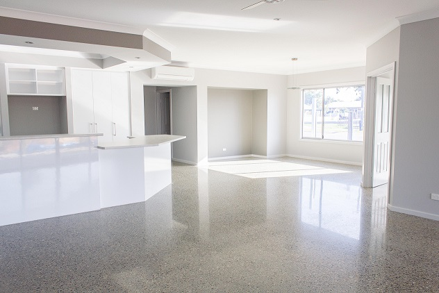Polished Concrete CCH